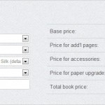 Pricing page - Calculator