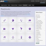 Readybook Search function