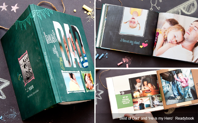 Photobook for Dad