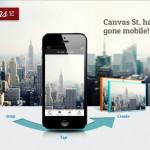 Canvas St Mobile App
