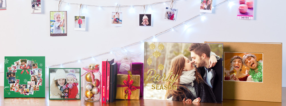 Seasons Greeting Promotion | Photobook Worldwide