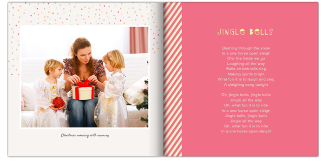 Christmas Carols | Photobook Worldwide