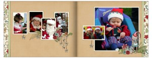 Santa's Little Helper | Photobook Worldwide