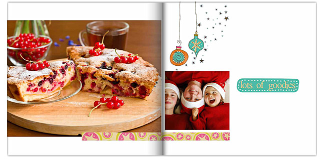 simply christmas readybook
