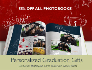 graduation photobooks