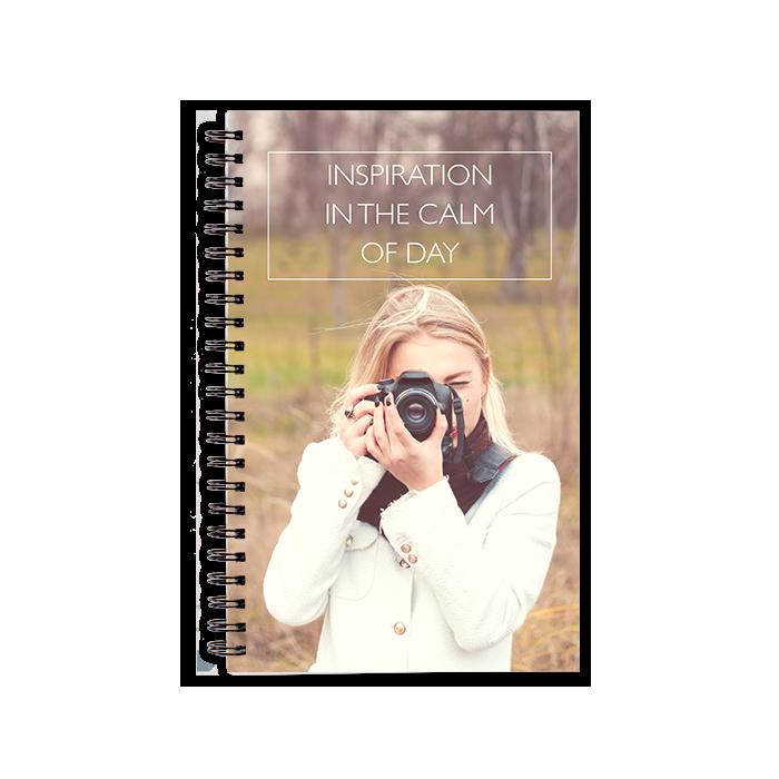 serenity notebook
