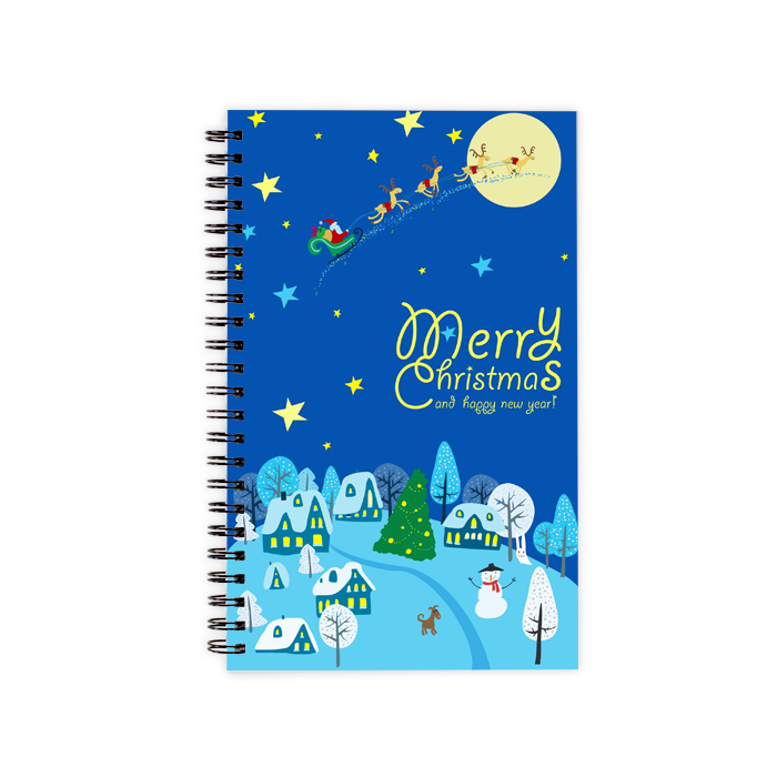 starry night notebook
