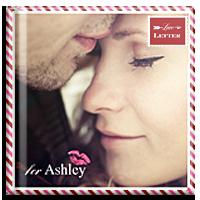 Love Letter Readybook   Photobook Worldwide