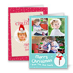 Christmas Greeting & Invitation Cards