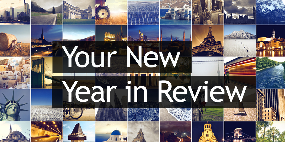 Your New Year in Review