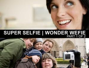 Selfiebanner