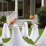 Ghost-Halloween-Yard-Decoration-Ideas