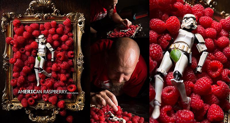 BTS American Raspberry