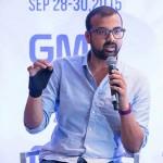 Speaking at GMIC
