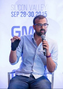 Speaking at GMIC