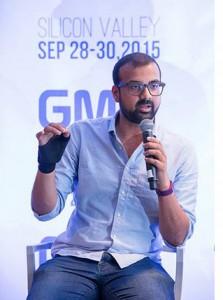 Speaking at GMIC1