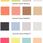 wedding colour palette