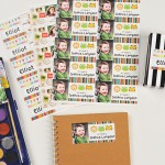 Sticker Labels - 800 X 429