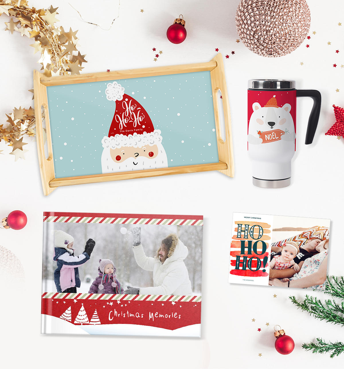 Photobook's Christmas products