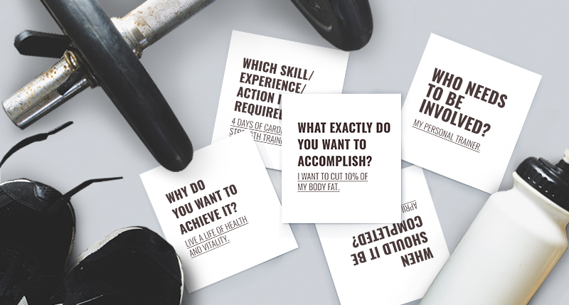Personalisable insta cards to help with your fitness goals.