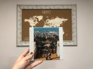Eric and Mari's adventures captured in a beautiful photobook.