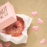 Donuts As Wedding Favours
