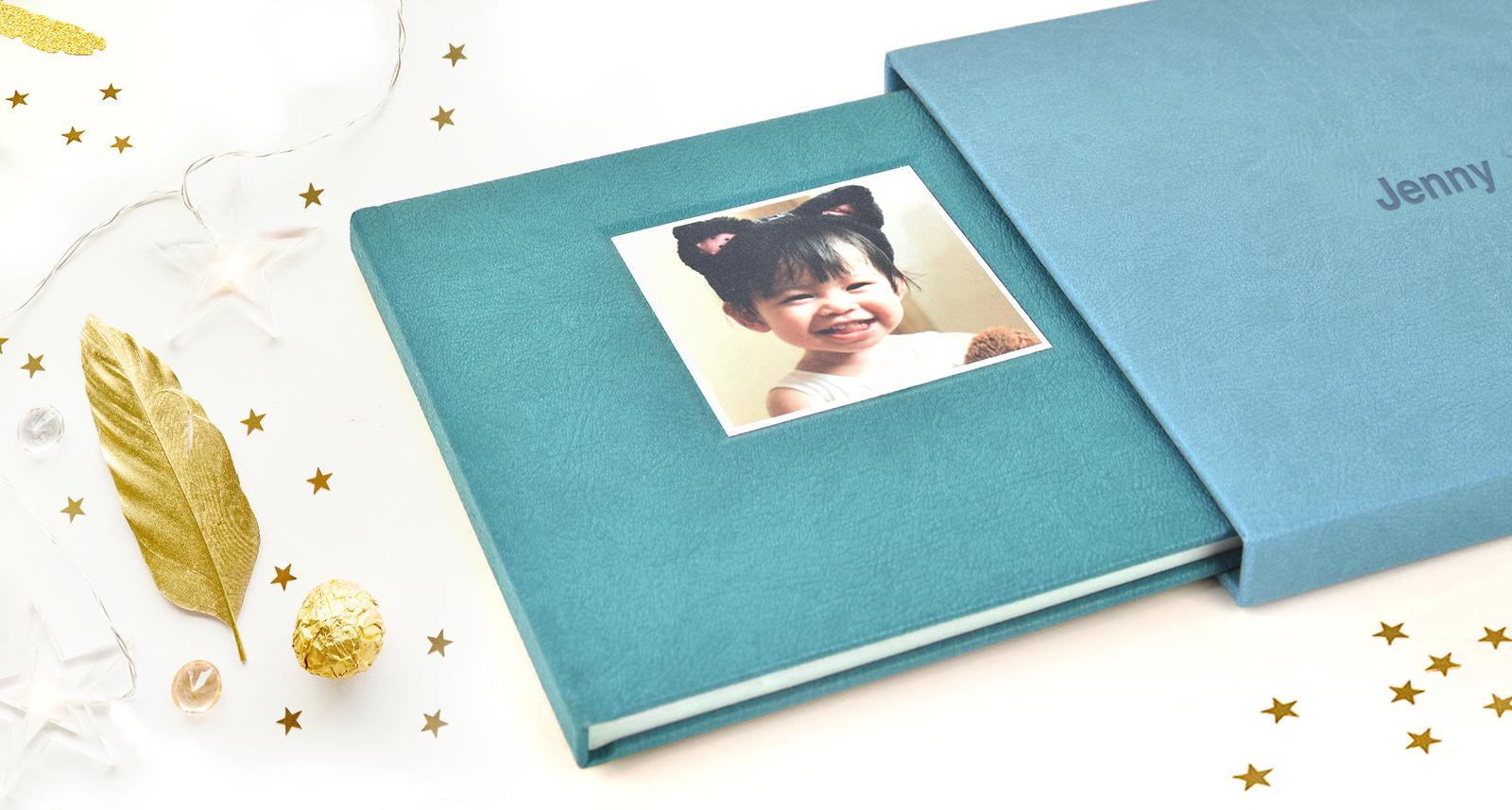 3.Debossed Photobook_newborn